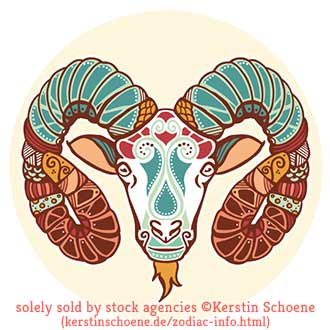 aries, ram, stock, image, zodiac, vector, art, tattoo