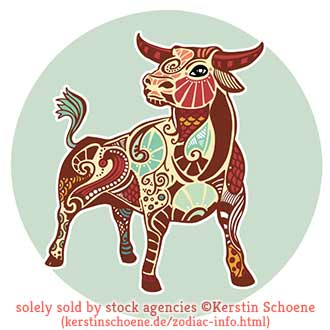 taurus, bull, stock, image, zodiac, vector, art, tattoo